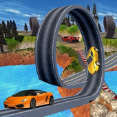 Car Stunts Simulator 2017 icon