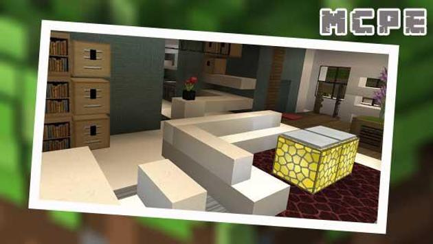 Furniture For Minecraft PE screenshot 3