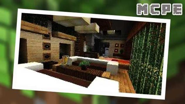 Furniture For Minecraft PE poster