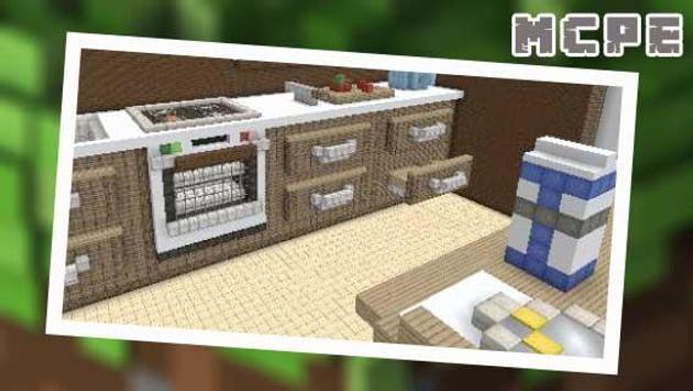 Furniture For Minecraft PE screenshot 1