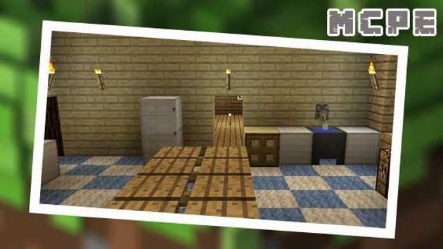 Furniture For Minecraft PE screenshot 2