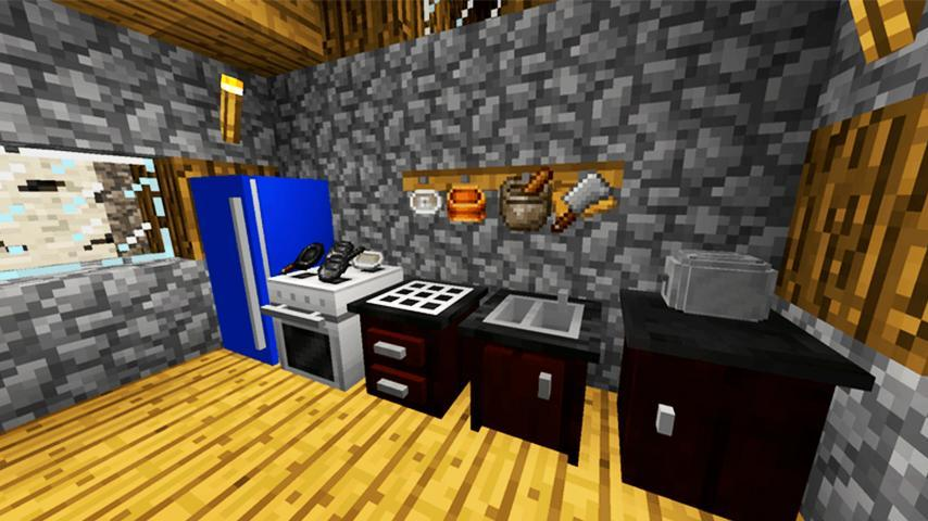 Super furniture mods for minecraft for Android - APK Download