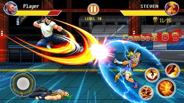 Street Fighting King Fighter скриншот 4