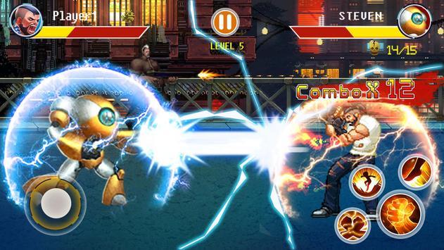 Street Fighting King Fighter скриншот 9
