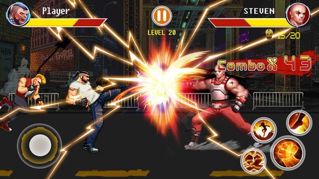 Street Fighting King Fighter скриншот 10