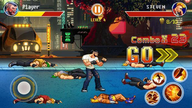 Street Fighting King Fighter скриншот 11