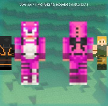 Skins For Fortnite Battle Royale For MCPE For Android APK Download - Skins para minecraft pe 0 15 4