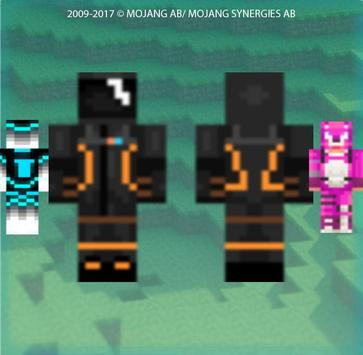 Skins For Fortnite Battle Royale For Mcpe Apk Game تنزيل