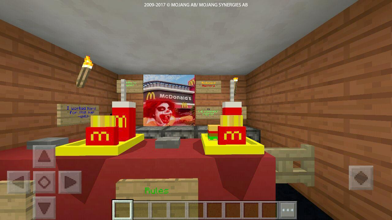 Mapa De Mcdonald Mystery Para Mcpe For Android Apk Download