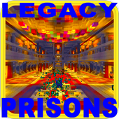 SS Legacy Prisons map for MCPE icon