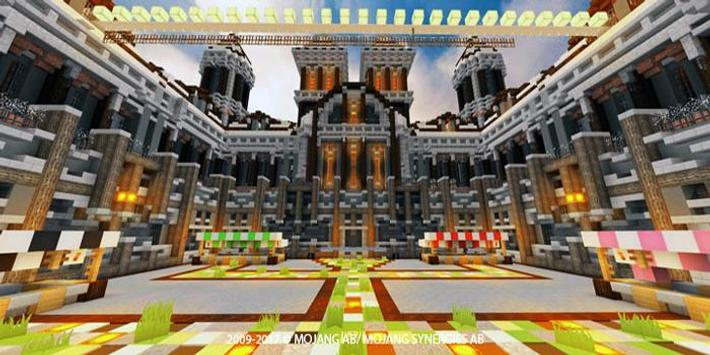 SS Legacy Prisons map for MCPE screenshot 1