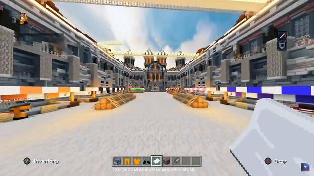 SS Legacy Prisons map for MCPE screenshot 4