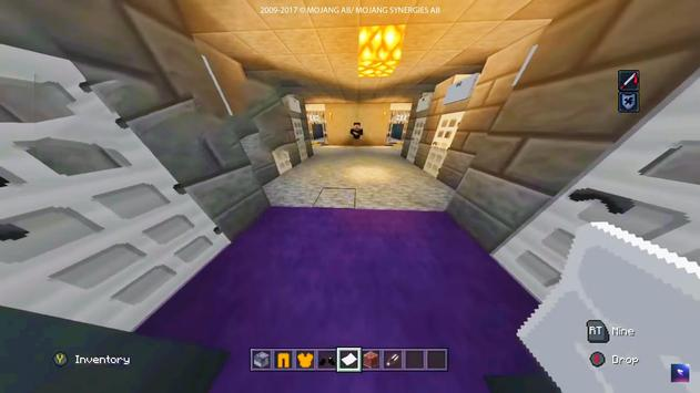 SS Legacy Prisons map for MCPE screenshot 6