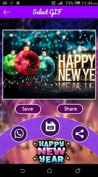 New Year GIF 2019 screenshot 3