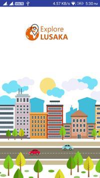 Explore Lusaka poster
