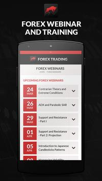 Forex Trading by FX Fusion poster