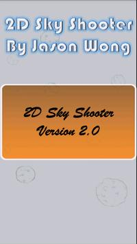 2DSkyShooter screenshot 1