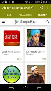 Ahkam E Namaz (Part 4) apk screenshot