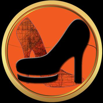 high heel pictures poster