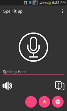 Spell and Pronounce Words Right screenshot 2