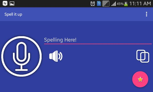 Spell and Pronounce Words Right screenshot 3