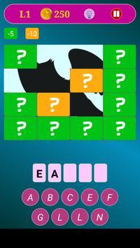 Guess Pics - Animals Quiz screenshot 3