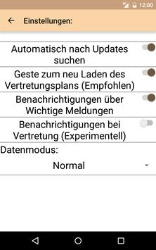VertretungsPlan SMART screenshot 5