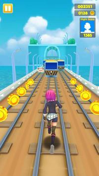 Subway Princess - Endless Run poster