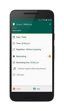 Tasks Reminder apk screenshot