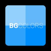BGcolors - Wallpaper icon