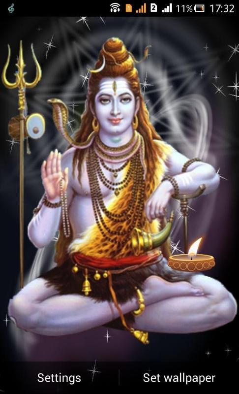Lord Shiva Live Wallpaper For Android Apk Download