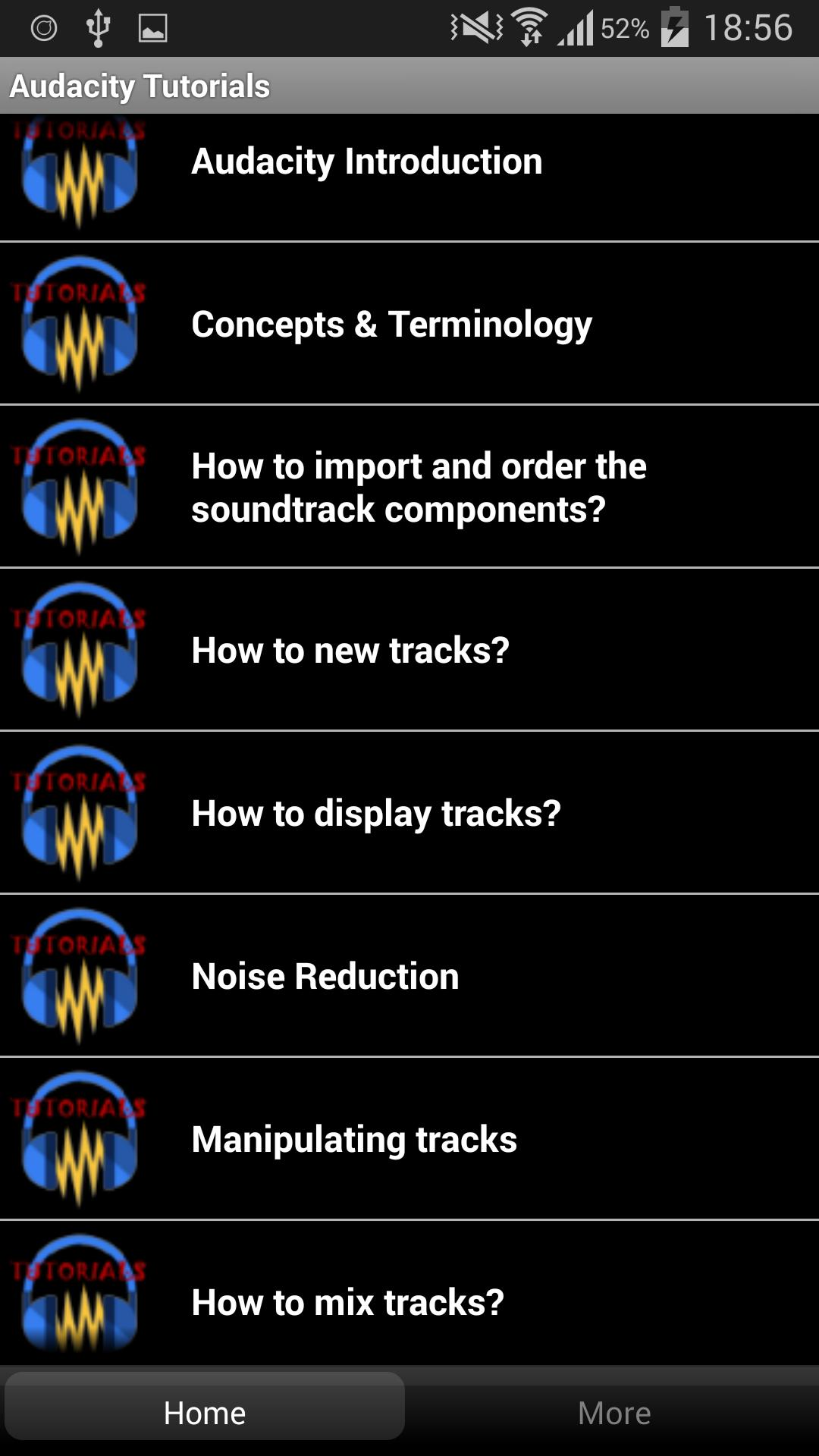Free Audacity Tutorials for Android - APK Download