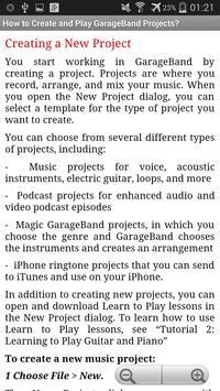 Free GarageBand Tutorials スクリーンショット 12