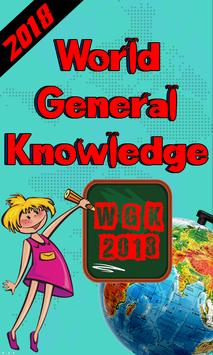 General Knowledge book All World (Free) poster