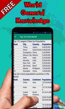 General Knowledge book All World (Free) screenshot 3