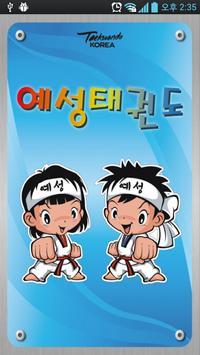 예성태권도 poster