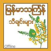 Myanmar Thingyan Songs icon