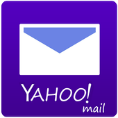 Email yahoomail & news icon