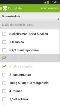 Kotikokki.net reseptit screenshot 4