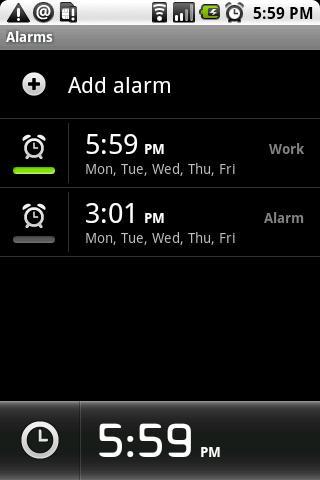 Klaxon - Alarm Clock (Demo) for Android - APK Download