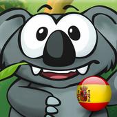 Learn Spanish with MyKoala icon