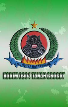 Kodim 0904 Tanah Grogot poster
