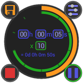RepeatAlert Repeating Timer icon