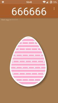 Eggy Egg - Secret Message poster