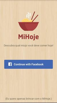 MiHoje screenshot 1