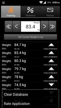 Weight Manager poster