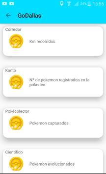 GoKedex Guia Pokemon Go screenshot 3