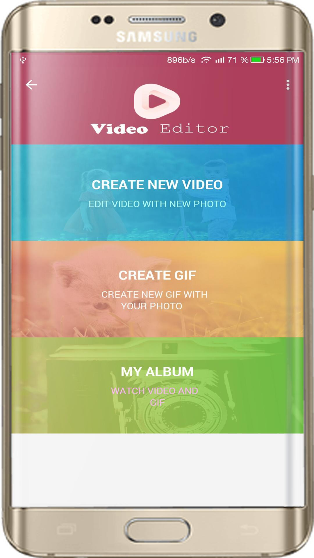 Video Editor: Video Maker 2018 for Android - APK Download