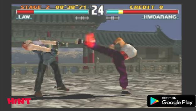 New Tekken 3 Hint screenshot 3