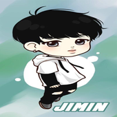 Hopping BTS icon